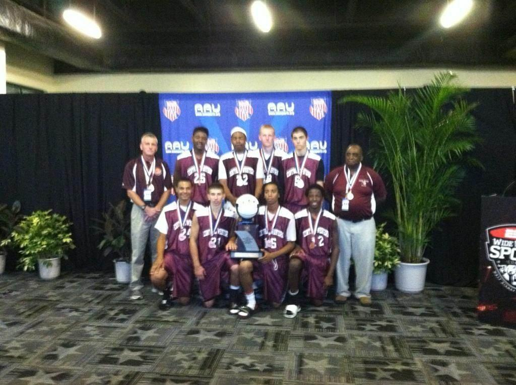 Central Western AAU Places 8th in 2012 AAU Nationals